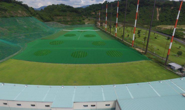 博多金の隈ゴルフヒルズ ゴルフレンジ(福岡県)